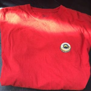 Tommy Bahama red t-shirt